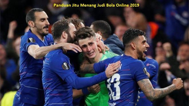 Panduan Jitu Menang Judi Bola Online 2019