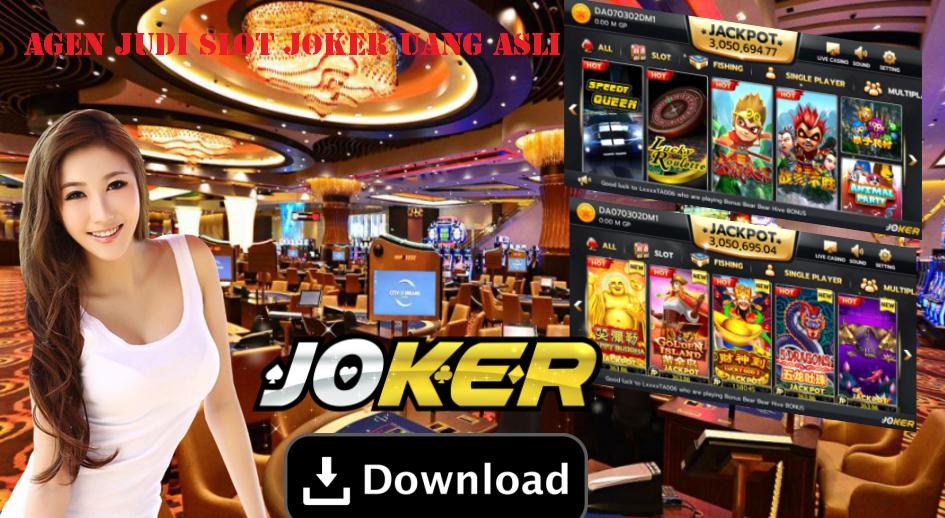 Agen Judi Slot Joker Uang Asli