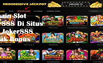 Bermain Slot Joker888 Di Situs Agen Joker888 Banyak Bonus